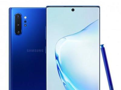 Galaxy Note 10+ Blue version now available in Europe
