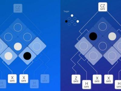 IBM's Hello Quantum is a devilishly difficult puzzle game about qubits