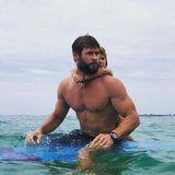 10 of Chris Hemsworth's Best Dad Moments, From the Aww-Inducing to LOL-Worthy