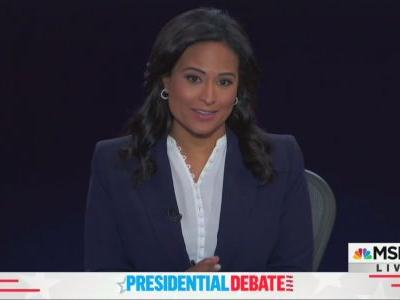 'Kristen Welker Won the Debate': NBC Correspondent Showered With Praise From Both Sides on Her Performance as Moderator