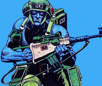 Rogue Trooper Movie Teased by Warcraft Director Duncan Jones