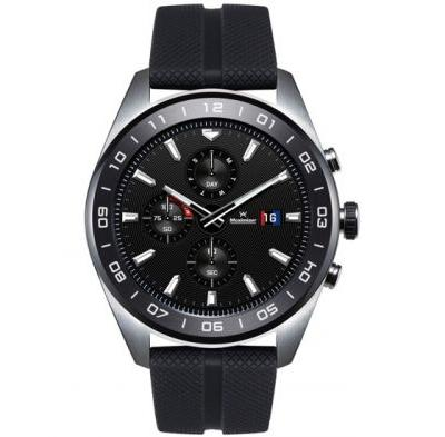 LG Watch W7 smartwatch revealed, mechanical and digital combined