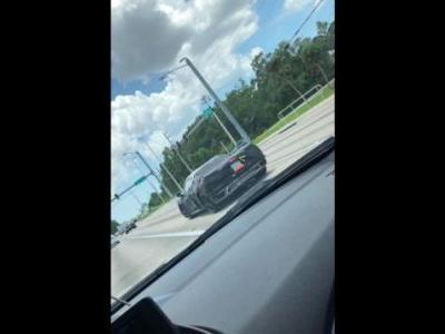 Here's the Midengine Corvette Tooling Around Southwest Florida