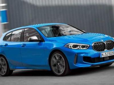 Here Is The Mostly Front-Wheel Drive 2020 BMW 1 Series Someone Asked For