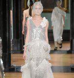 Sound Familiar? Erdem's Fashion Week Collection Paid Homage to an American Starlet Who Married an Aristocrat