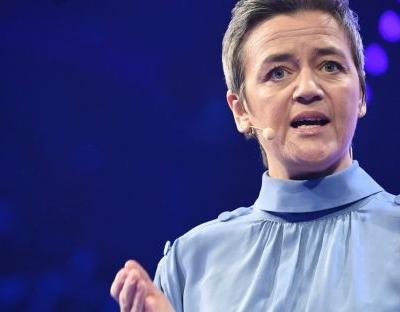 Breaking up Facebook a 'last resort', says EU's Vestager