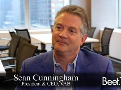 VAB Projects $2.1 Billion In 2019 Addressable TV Spend: 'It's Mature' Says CEO Cunningham