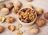 Handful of walnuts a day may prevent heart disease and bowel cancer by encouraging 'good' bacteria