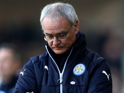 OFFICIAL: Claudio Ranieri sacked by Leicester City