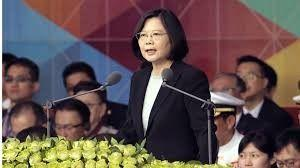 Tsai takes an oath to enhance countries tourism sector in coming days