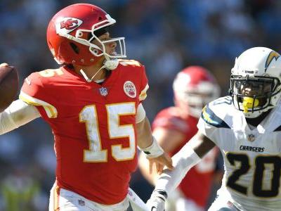NFL playoff picture: Scenarios for Chiefs, Saints, others to clinch in Week 14