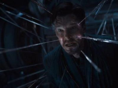 Why didn't Dr Strange die when he was thrown into space?