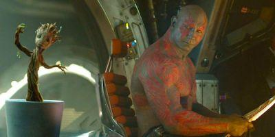 What To Expect From Drax And Groot In Guardians 2, According To Dave Bautista
