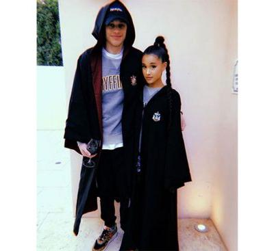 Pete Davidson and Ariana Grande's New Apartment is Even More Lit Than Their Engagement