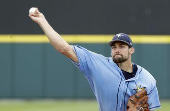 Rays' Eovaldi to have arthroscopic surgery on pitching elbow