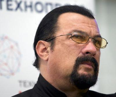 Russia names Steven Seagal as special US envoy