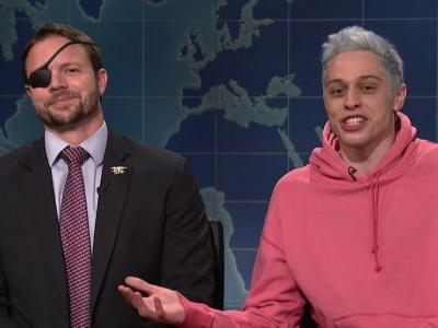 Navy SEAL Vet Dan Crenshaw Had A Lot Of Fun Roasting Pete Davidson On SNL