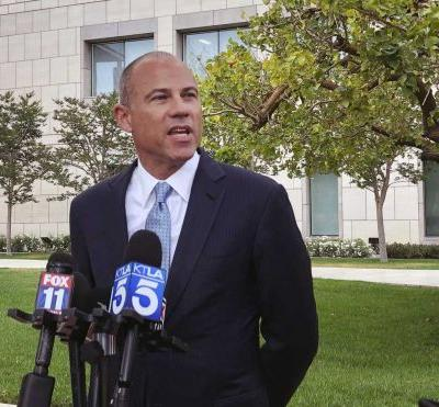 Michael Avenatti charged with stealing money from Stormy Daniels