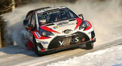 Toyota Secures First WRC Win Since 1999