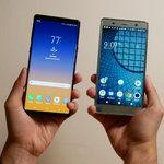 Samsung Galaxy Note 9 vs Sony Xperia XZ2 Premium: The $1000 Android juggernauts