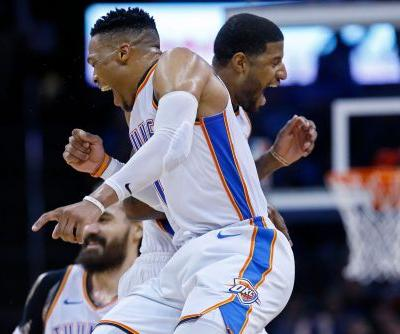 Russell Westbrook sets record and has triple-double company