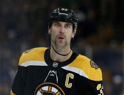 Bruins captain Zdeno Chara out four weeks with MCL injury, team says