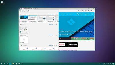How to manage tabs on Microsoft Edge on the Windows 10 Creators Update
