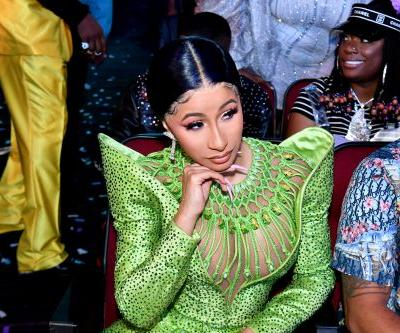 Cardi B's Tweet About Her Losing Her Wig At Wireless Festival Is A Hilarious Plea