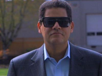 Nintendo's Reggie Fils-Aime retiring in April