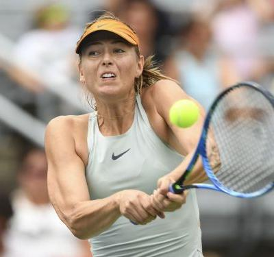 Sharapova storms past Kastakina as Wimbledon champion Kerber falls