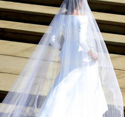 Meghan Markle's Wedding Dress Designer Is Clare Waight Keller Of Givenchy