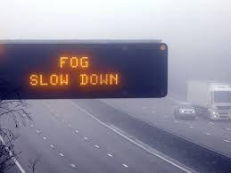 Fog warning issued in some parts of Yorkshire, Lincolnshire and the East Midlands