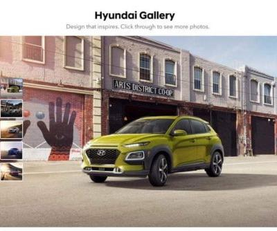 Hyundai Launches Digital Showroom on Amazon to Better Reach Customers