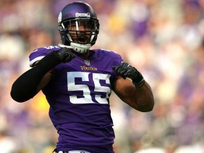 NFL free agency rumors: Anthony Barr remaining with Vikings, burns Jets