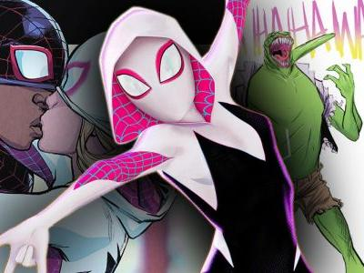 Spider-Gwen's Comic Backstory