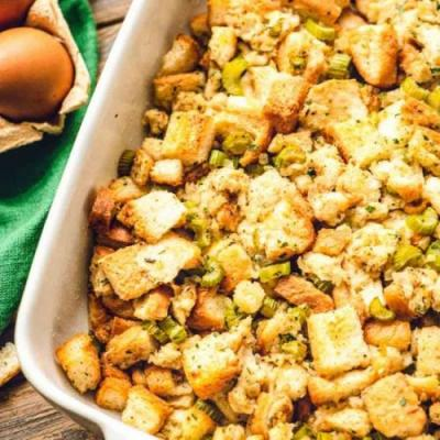 Easy Stuffing