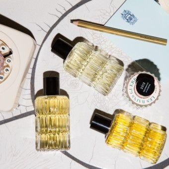 Les Bains' Fragrances Make Us Feel Like the Coolest Parisian Girl