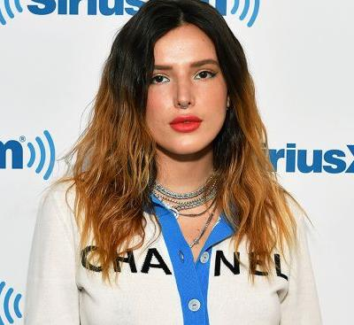 Hey Whoopi, It's Not Bella Thorne's Fault That Her Photos Were Hacked