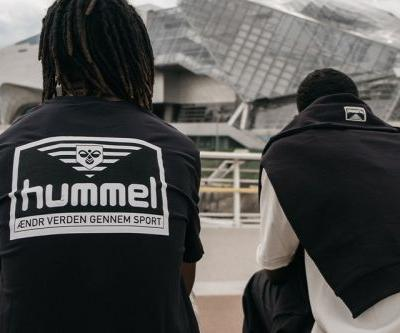 Hummel HIVE Draws on 80s Silhouettes for Sustainable SS21 Collection