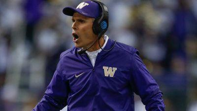 College Football Playoff rankings: Washington replaces Michigan in top 4; Wolverines fall to 5