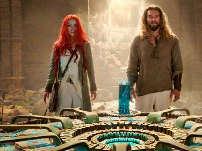 First Aquaman TV Spot Features New Footage Of Arthur & Mera