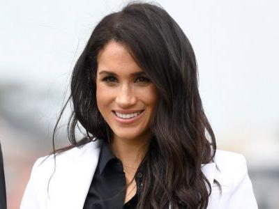 Meghan Markle's New Bling Might Hold A Clue To Baby No. 1's Due Date, Royal Fans Speculate