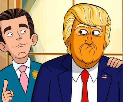 Stephen Colbert's 'Our Cartoon President' Renewed for Season 2 at Showtime
