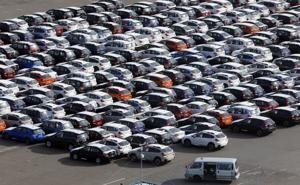 The Latest: German industry says car tariffs a 'nasty blow'