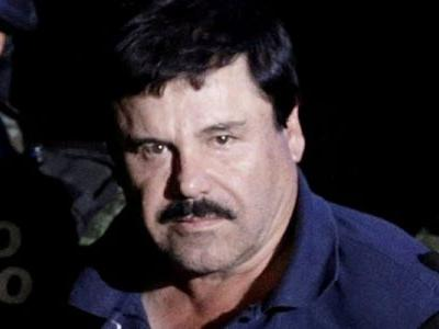 The Brooklyn Bridge is stuck in a traffic nightmare because of infamous drug kingpin El Chapo