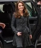 Kate Middleton Makes the Case For the Skirt Suit For the Second Time This Year