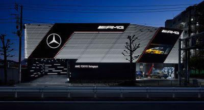Standalone AMG Dealerships To Launch Around The World