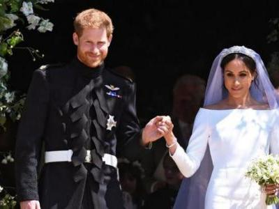 Meghan Markle left Prince Harry stunned at their wedding. This is why