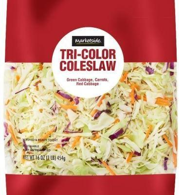 Dole Fresh Vegetables is Recalling Colorful Coleslaw; sold at Walmart