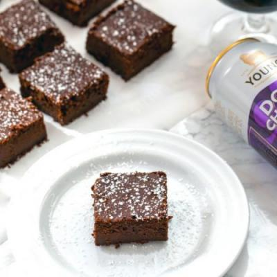 Chocolate Stout Brownies